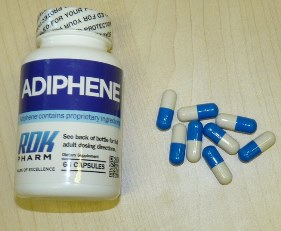 pilules Adiphene